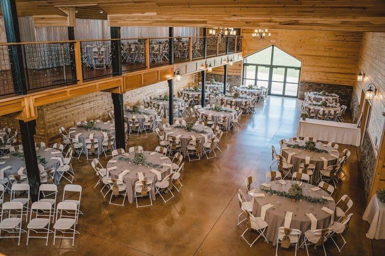 barn for wedding